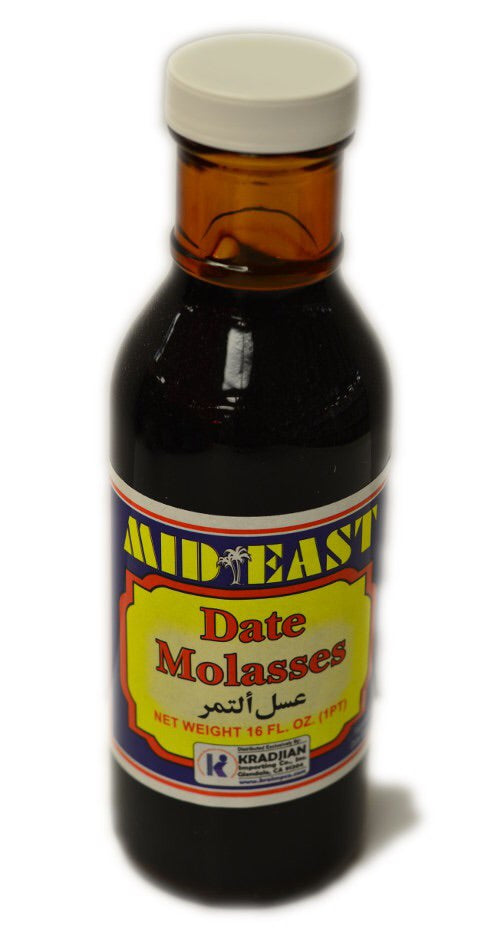 Date Molasses Mid-East 16OZ