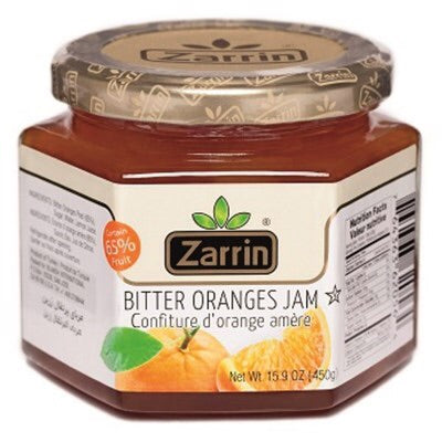 BITTER ORANGE JAM ZARRIN 450 G