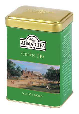 Ahmad Tea Green Tea 100g