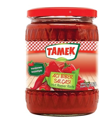 Tamek Hot Pepper Paste 540g