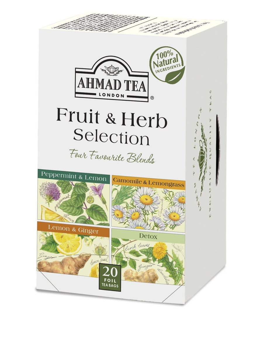 Ahmad Tea Fruit & Herb Selection 1.2 oz.