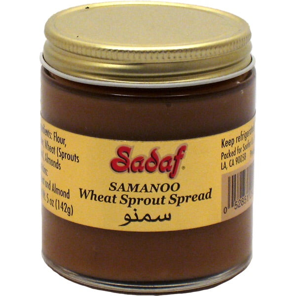 Sadaf Samanoo Wheat Sprout Spread 5 OZ