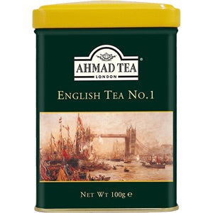 Ahmad Tea English No.1