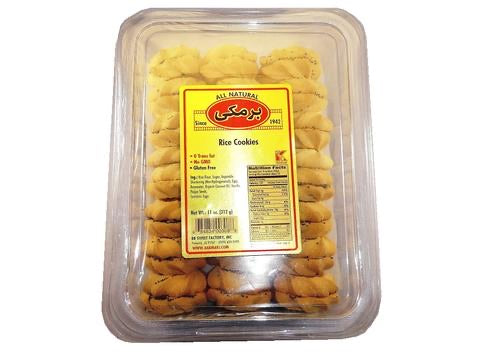 Barmaki Rice Cookies Barmaki 11 oz.