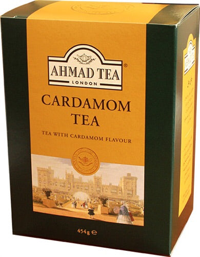 Ahmad Tea Cardamom Flavor Loose Leaf 16OZ