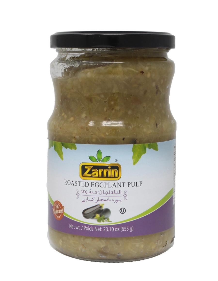 Roasted Eggplant Zarrin 23 OZ
