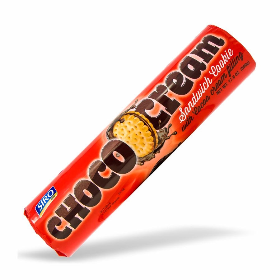 Siro ChocoCream Sandwich Cookie 17.6 oz (500g)