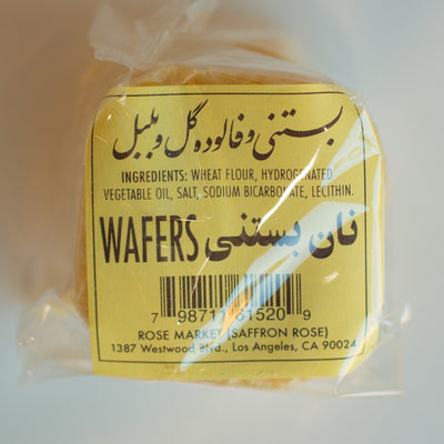Wafers for Sandwich