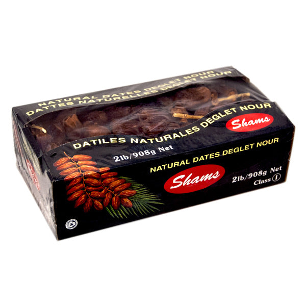 Shams Premium Quality Natural Dates 2lb (908g)