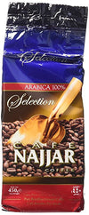 Najjar Arabica 100% Coffee 450Gr