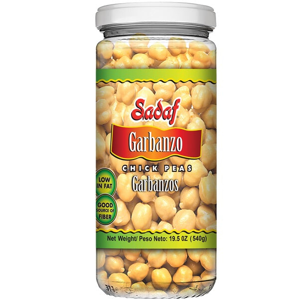 Chick Peas in Jar 540 Gr