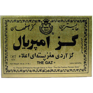 Persian Nougat Candy - Gaz Ardi 16oz