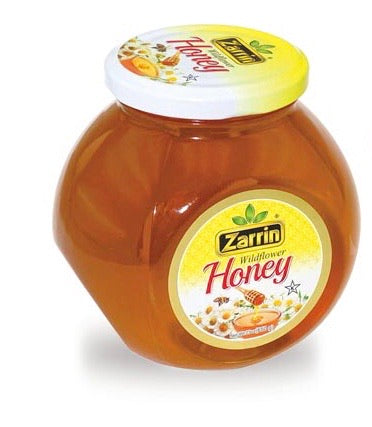 Zarrin Wild Flower Honey 33.50 oz. (950g)