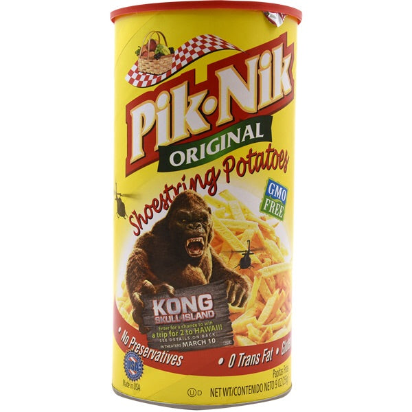 Pik-Nik Original Shoestring Potatoes 9OZ