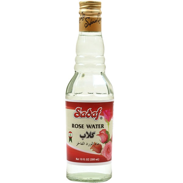 Sadaf Rose Water Imported 10 OZ