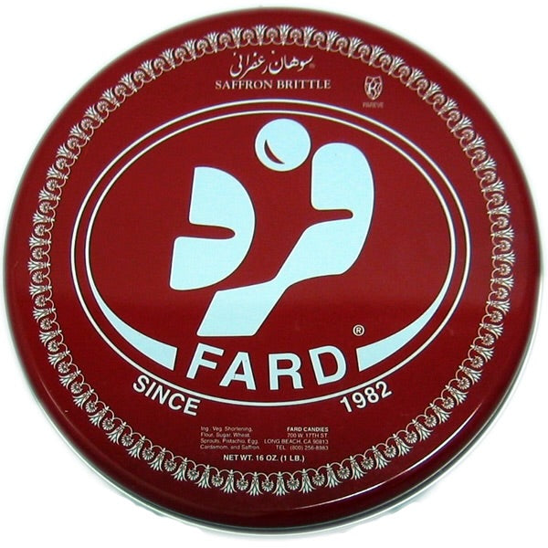 Fard Sohan With Saffron - Red 16OZ