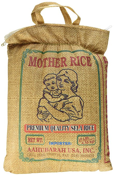 Mother Rice - Premium Quality Sela Rice 10LB