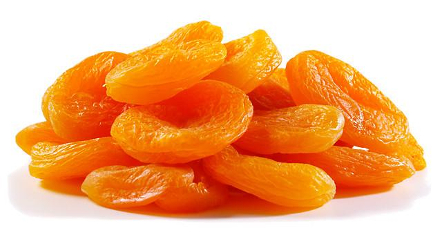 Turkish Apricot Jumbo BULK 1 LB #87