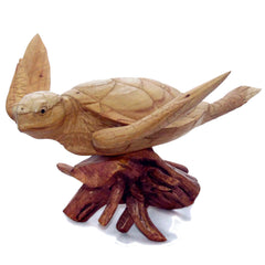 Hand-Carved Wood