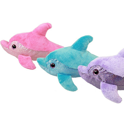 Dolphin Family Set of 3 - 12""