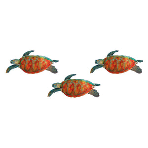 Sea Turtle - Small Set of 3