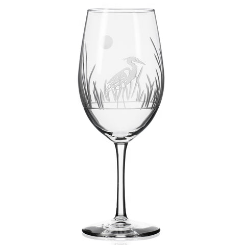 Heron All-Purpose Wine Glass - Set of 4