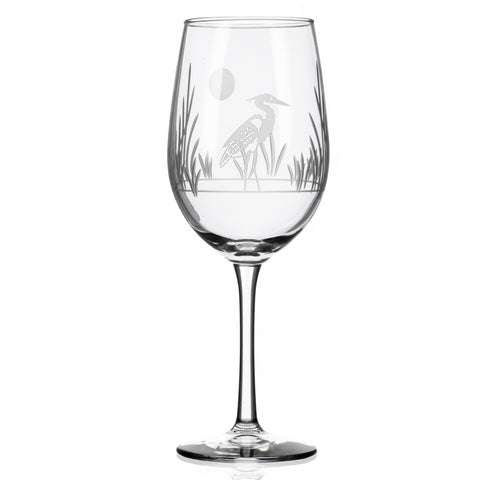 Heron White Wine - Set of 4