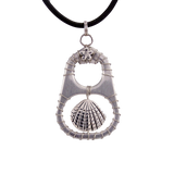 Shell Tab Necklace
