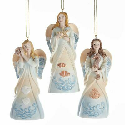 Coastal Angels - Set of 3