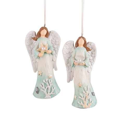 Coastal Angels - Set of 2
