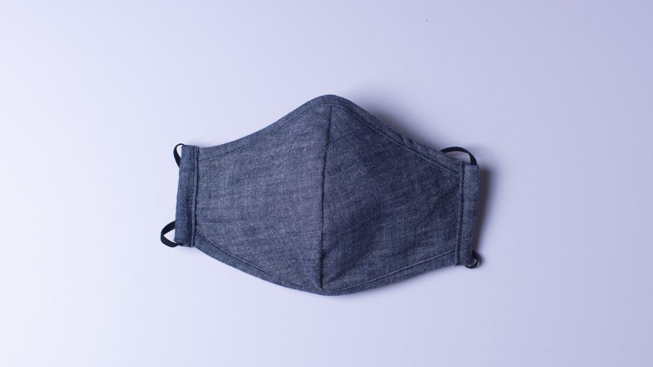 Denim Fabric Mask