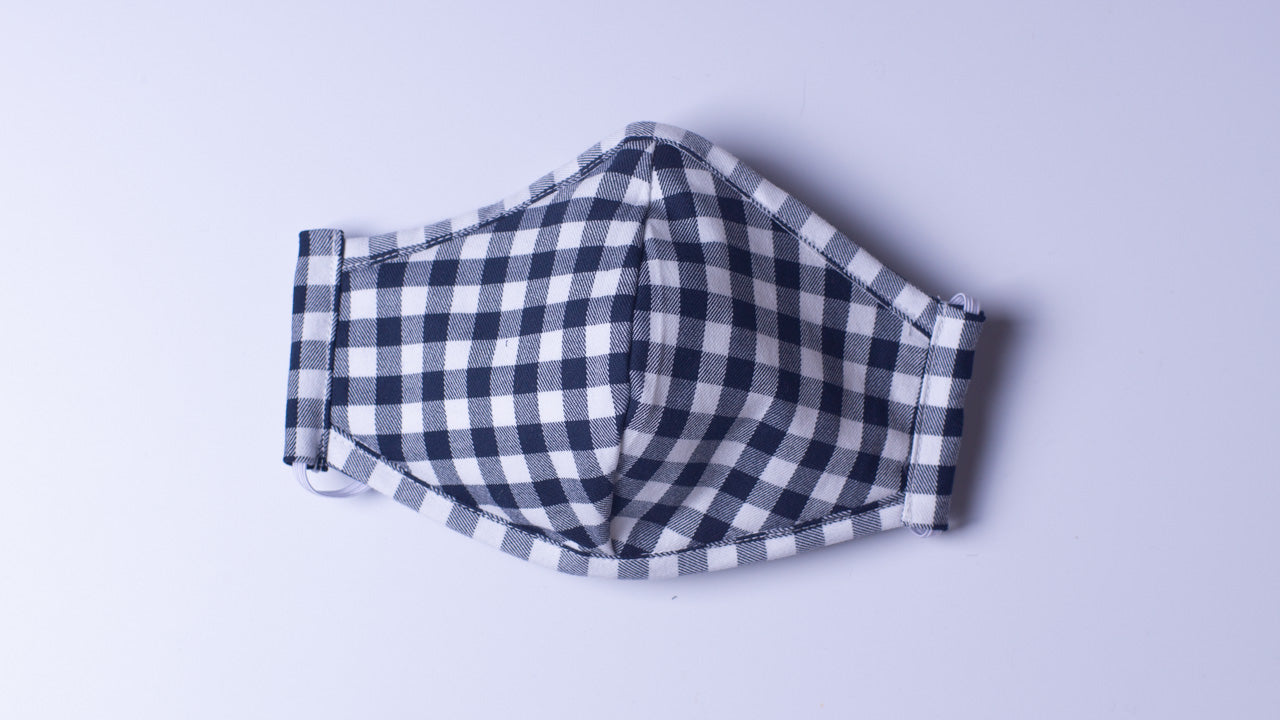 Flanel Fabric Mask