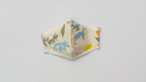 Sunrise Floral Print Fabric Mask