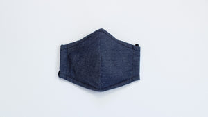 Denim Fabric Kids Mask