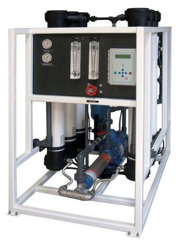 Commercial Reverse Osmosis for 10,000 Gallons Per Day