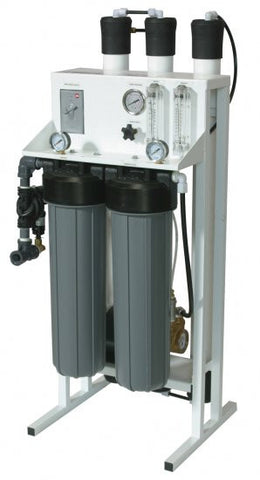 Commercial Reverse Osmosis for 2,000 Gallons Per Day
