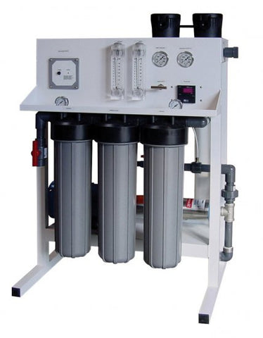 Commercial Reverse Osmosis for 4,000 Gallons Per Day