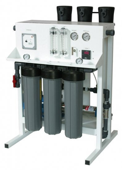 Commercial Reverse Osmosis for 5,000 Gallons Per Day