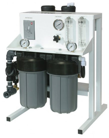 Commercial Reverse Osmosis for 500 Gallons Per Day