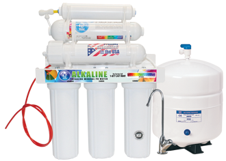 Alkaline Water System (RO Included)
