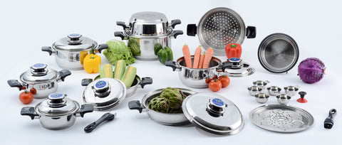 28 pcs Cookware set
