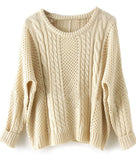 Fall Fashion Sweater - Crystalline