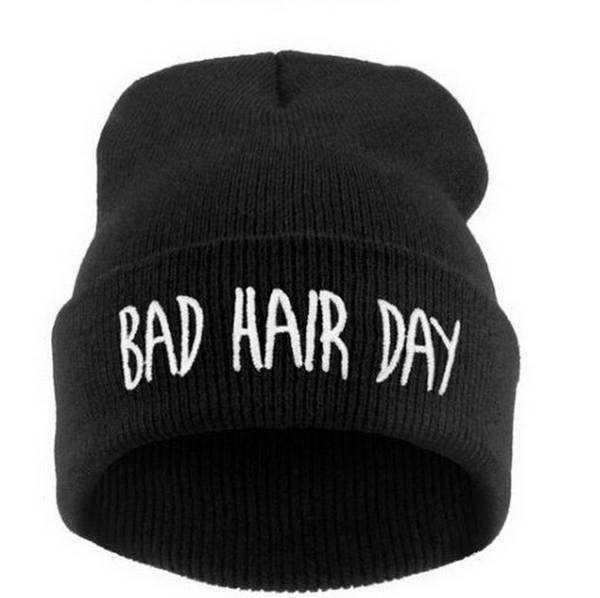 Bad Hair Day beanie - Crystalline