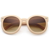 Vintage Retro Trendy  Sunglasses - Crystalline