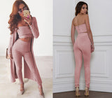 P188 Good Elasticity Side Zipper High Waist Womens Suede Pants Winter Pant Autumn Spring Stretchable Skinny Tight Pencil Pants - Crystalline