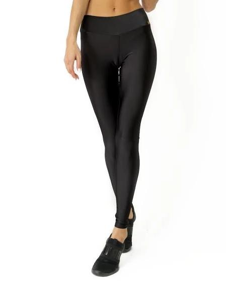 Samba Ultra-Stretch UV Protected Compression Leggings - Black