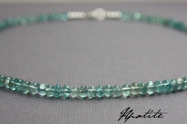Handcrafted Artisan Apatite Jewelry