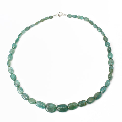 "16"" Emerald Necklace"
