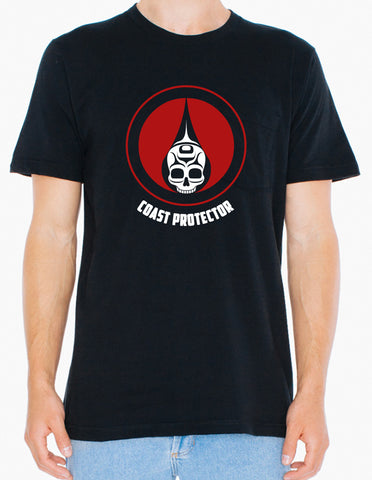Coast Protector - Crew Neck t-shirt