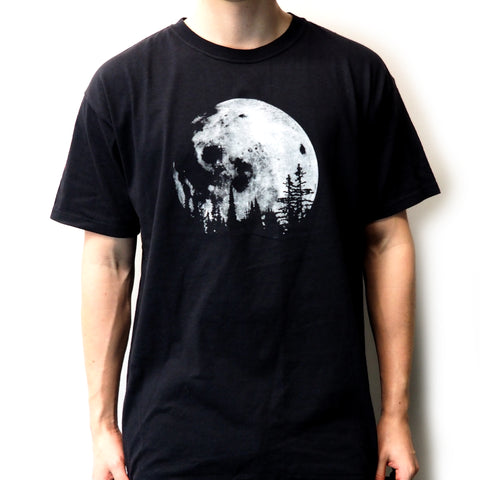 Moon Forest Unisex T-shirt